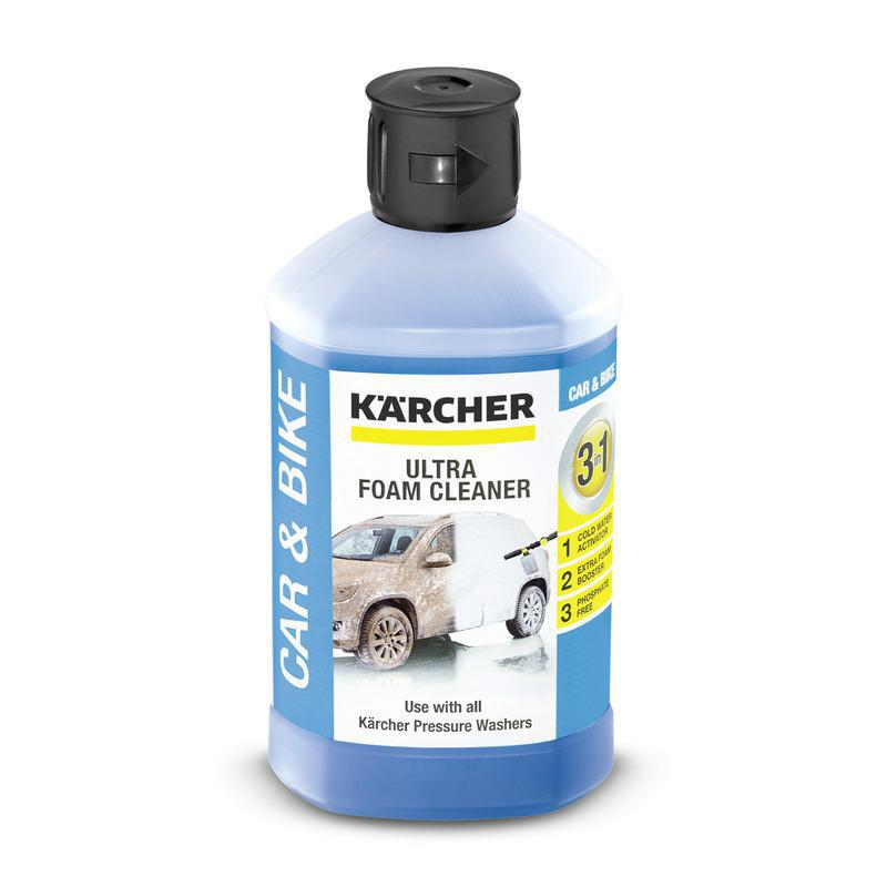 6.295-743.0 Ultra foam cleaner 3-in-1 1(L)